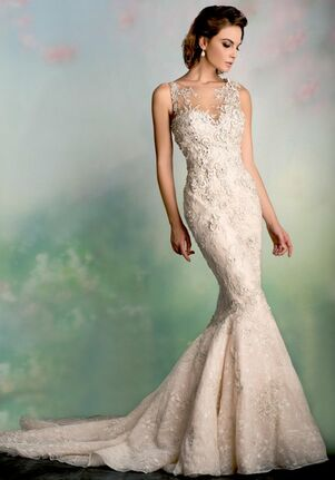 Ysa Makino KYM89 Mermaid Wedding Dress