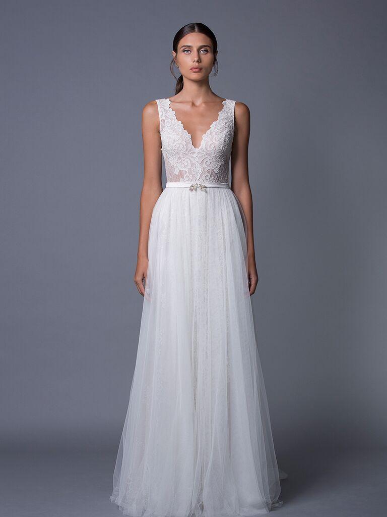 Lihi Hod Fall 2017 Collection Bridal Fashion Week Photos