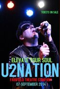 Allendale, NJ U2 Tribute Band | U2Nation