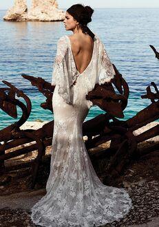 Lillian West 66112 A-Line Wedding Dress