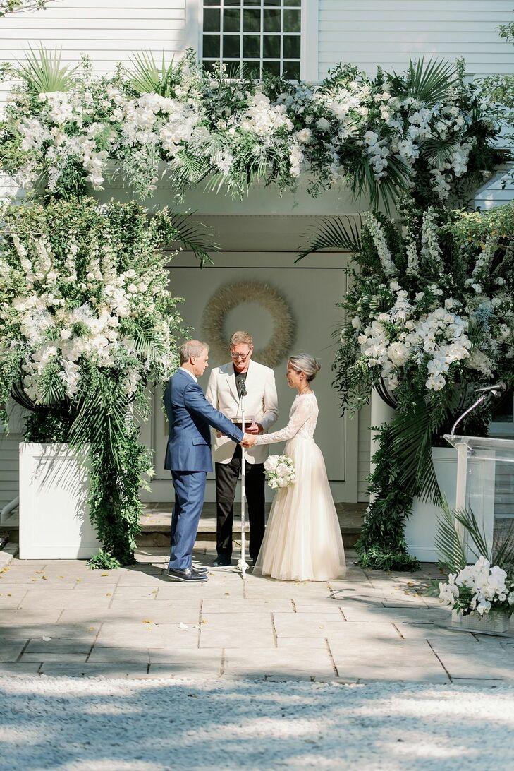 Wedding Ceremony in Cape Cod, Massachusetts