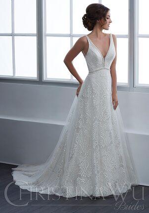 Christina Wu 15647 A-Line Wedding Dress