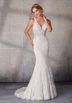 Morilee by Madeline Gardner Selma 2137 Sheath Wedding Dress