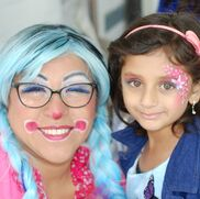 Allen, TX Face Painting | Sweetimes 4 All
