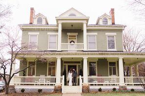 Intimate Winter Wedding in Ann Arbor