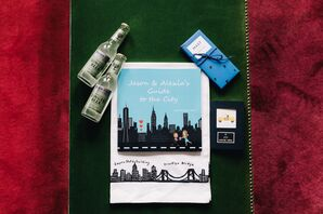 Custom New York City-Inspired Welcome Kits