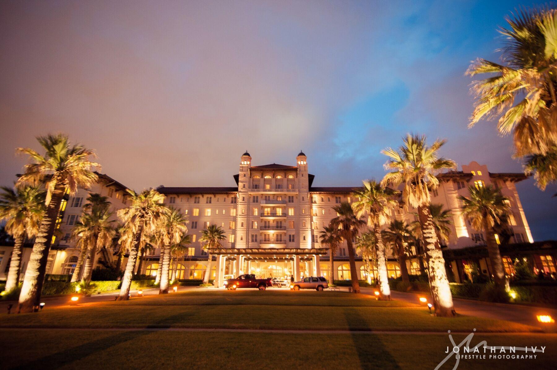 Hotel Galvez Amp Spa Galveston Tx