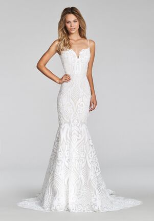 Blush by Hayley Paige West-1710 Mermaid Wedding Dress
