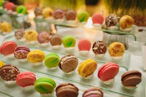 Assorted Multicolor Macarons