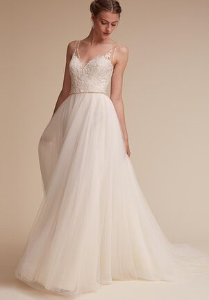 BHLDN Cassia A-Line Wedding Dress