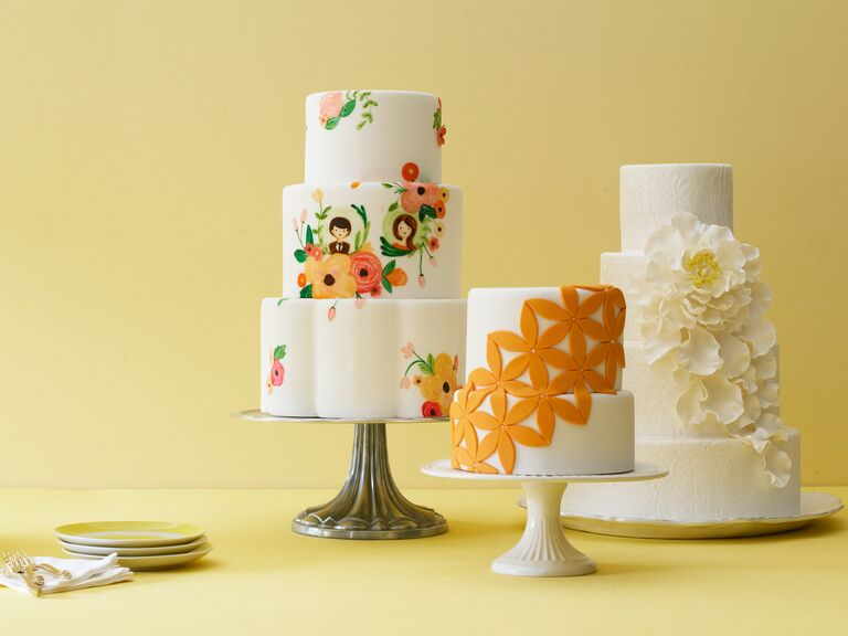 School Your Cake Baker! A Wedding Cake Glossary Of Terms