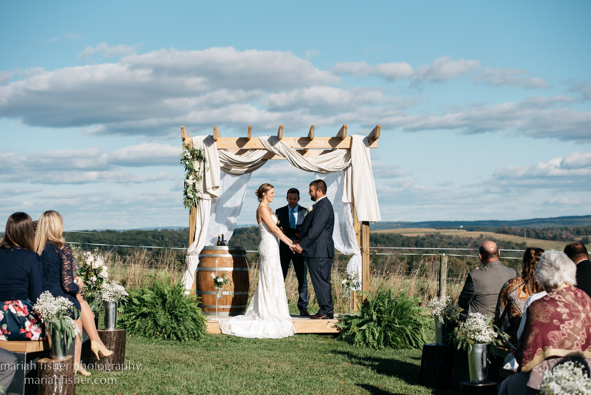 The Event Barn at Highland Farms | Reception Venues ...