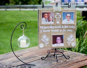 DIY Way to Honor Deceased Loved Ones