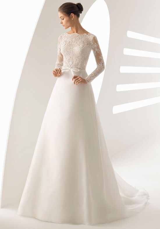Rosa Clar 225 Anouk Wedding Dress The Knot