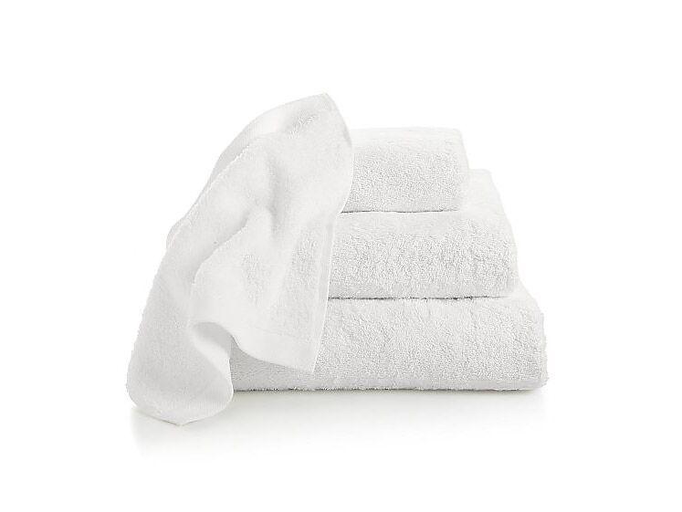 Crate Barrel Egyptian Cotton Bath Towels Wedding Registry