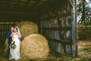 Sarah and Paul's Adaumont Farm Celebration
