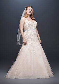 David's Bridal David's Bridal Style 9WG3911 Mermaid Wedding Dress