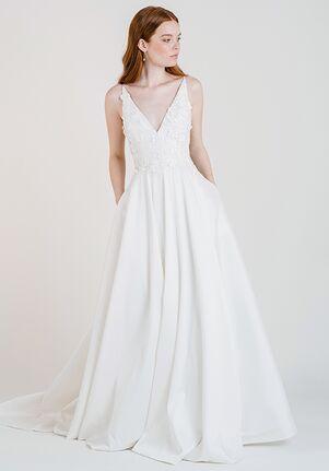 Jenny by Jenny Yoo Carlotta Ball Gown Wedding Dress