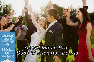 About Music Pro; DJS, Musicians, Bands