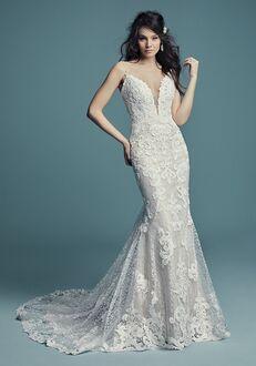 Maggie Sottero Tuscany Sheath Wedding Dress