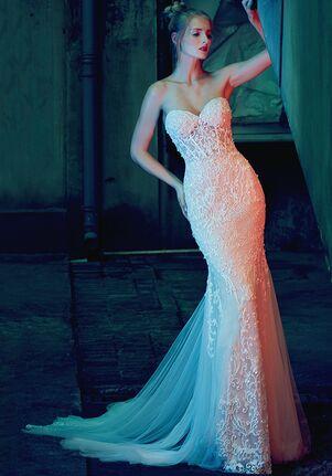 Calla Blanche 18105 Morgan Mermaid Wedding Dress