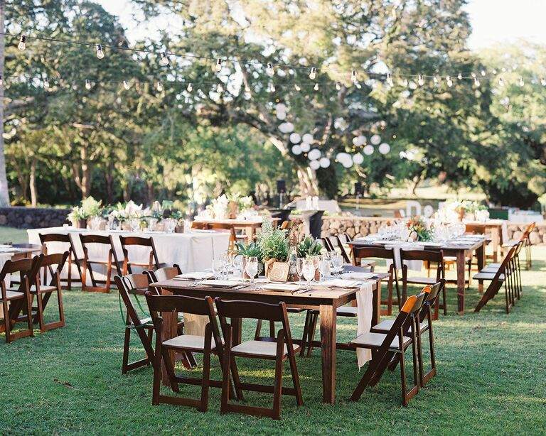 A Traditional Wedding Weekend Timeline: Rehearsal Dinner, Wedding And Brunch