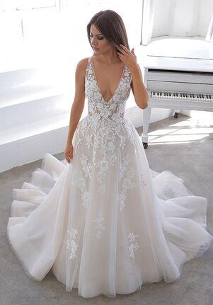 Blue by Enzoani NALA A-Line Wedding Dress