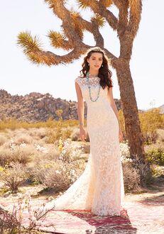 Morilee by Madeline Gardner/Blu Rue | 5762 Sheath Wedding Dress