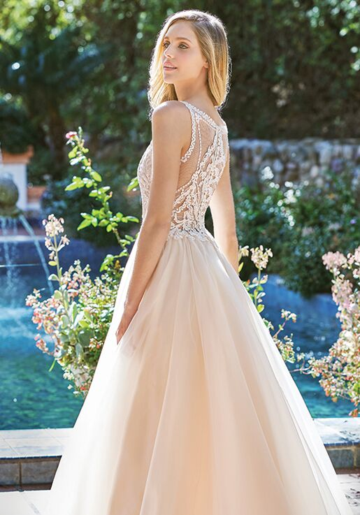 Jasmine Collection F201064 Ball Gown Wedding Dress