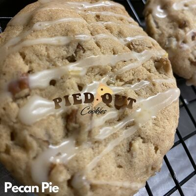 Pied Out Cookies