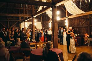 First Dance in the Barn
