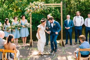 Jumping the Broom Wedding Tradition