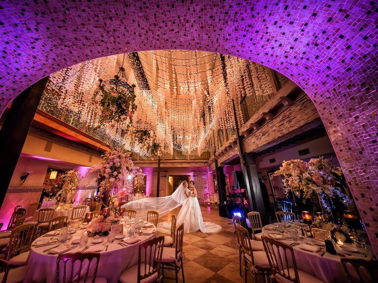 Wedding venue in Boca Raton, Florida.