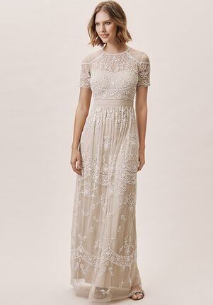 BHLDN Ruby Dress Sheath Wedding Dress