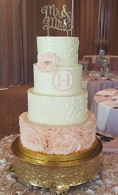 Gluten Free Wedding Cake Kansas City