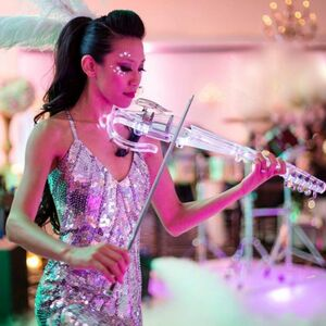 New York City, NY Violinist | Irene Fong Music - Electric Violinist