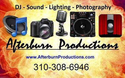 Afterburn Productions - Los Angeles DJ