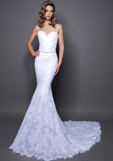 LOVE by Pnina Tornai for Kleinfeld 14573 Sheath Wedding Dress