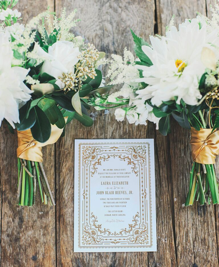 How To Design A Beautiful Vintage Wedding