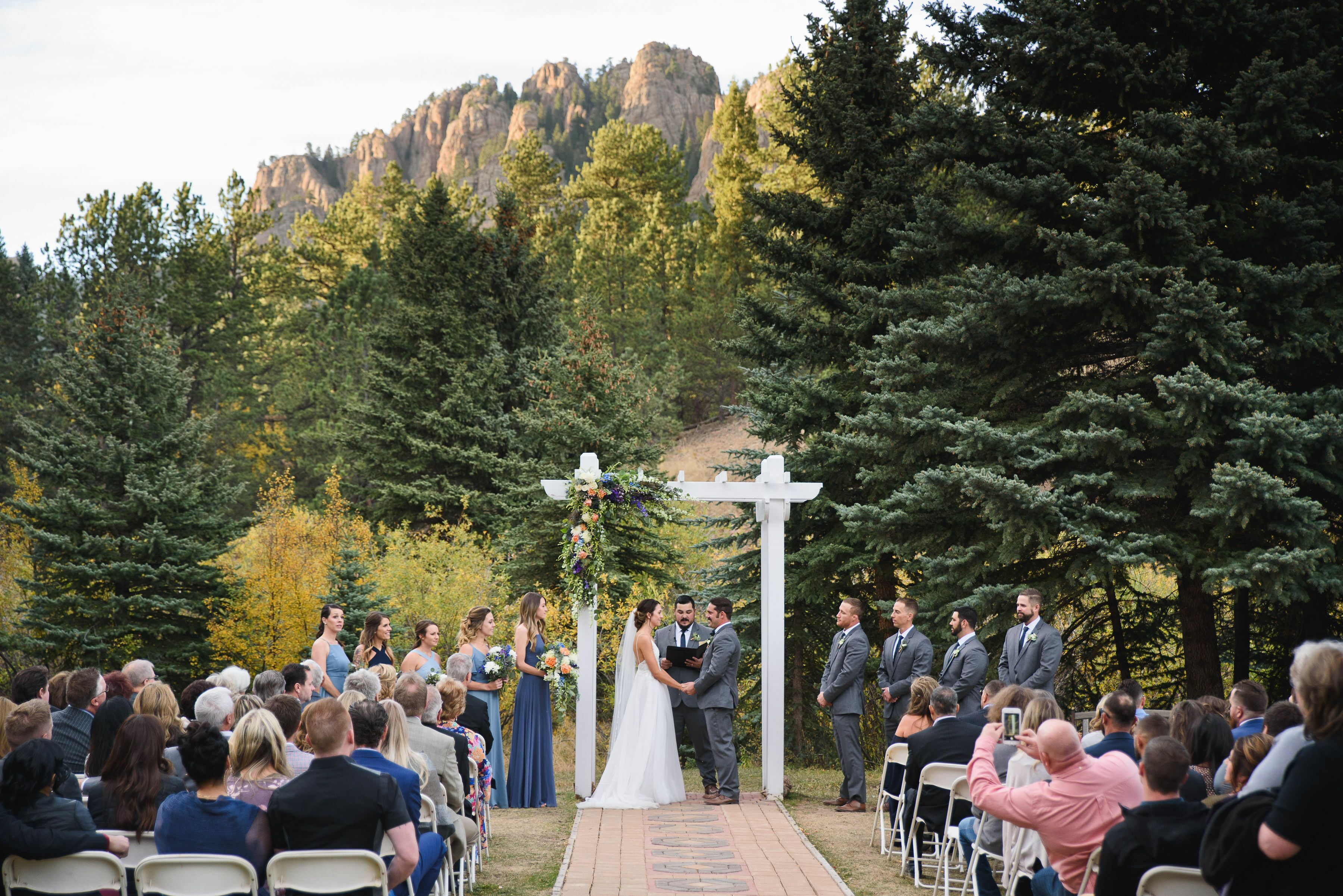 Mountain View Ranch By Wedgewood Weddings Reception