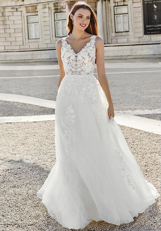 Adore by Justin Alexander 11142 A-Line Wedding Dress