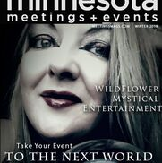 Minneapolis, MN Psychic | WildFlower Party Psychics & Mystical Entertainment