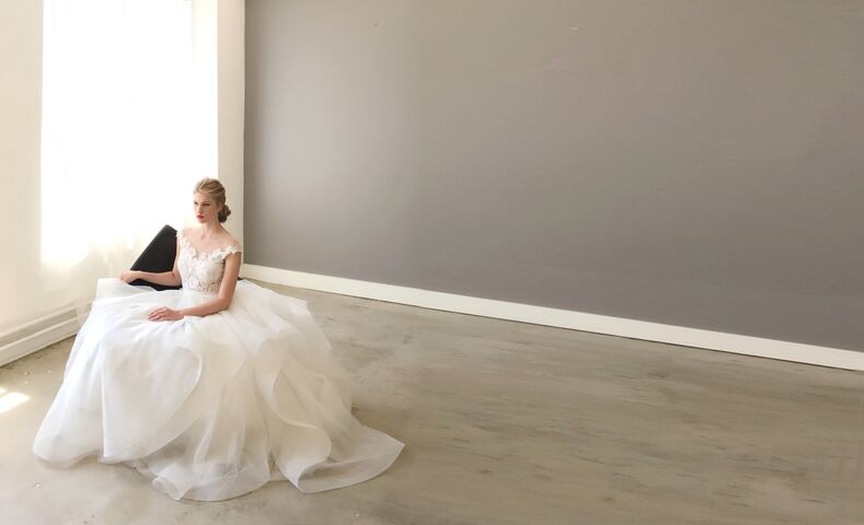 The one bridal salon charlottesville va for Wedding dresses charlottesville va