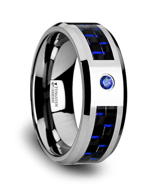 Mens Tungsten Wedding Bands.Mens Tungsten Wedding Bands W2960 Tcbd Wedding Ring The Knot