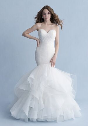 Disney Fairy Tale Weddings D260 - Ariel Mermaid Wedding Dress