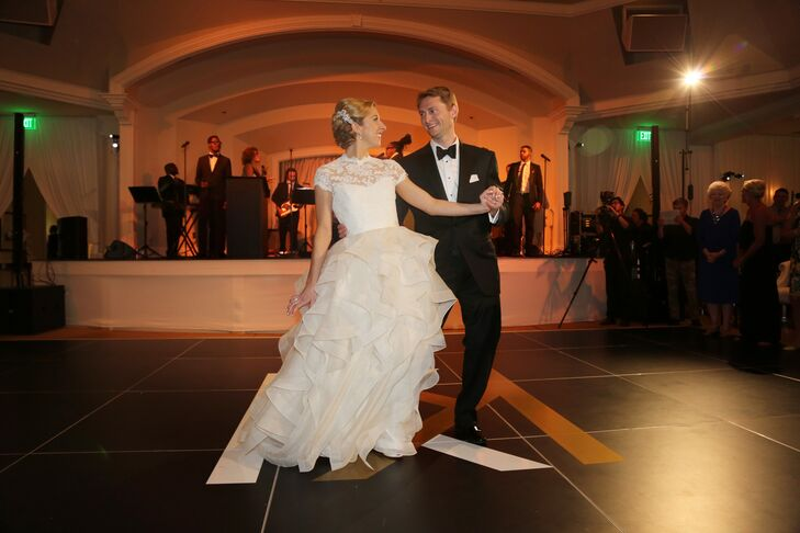 First Dance at at Royal Poinciana Golf Club in Naples, Florida