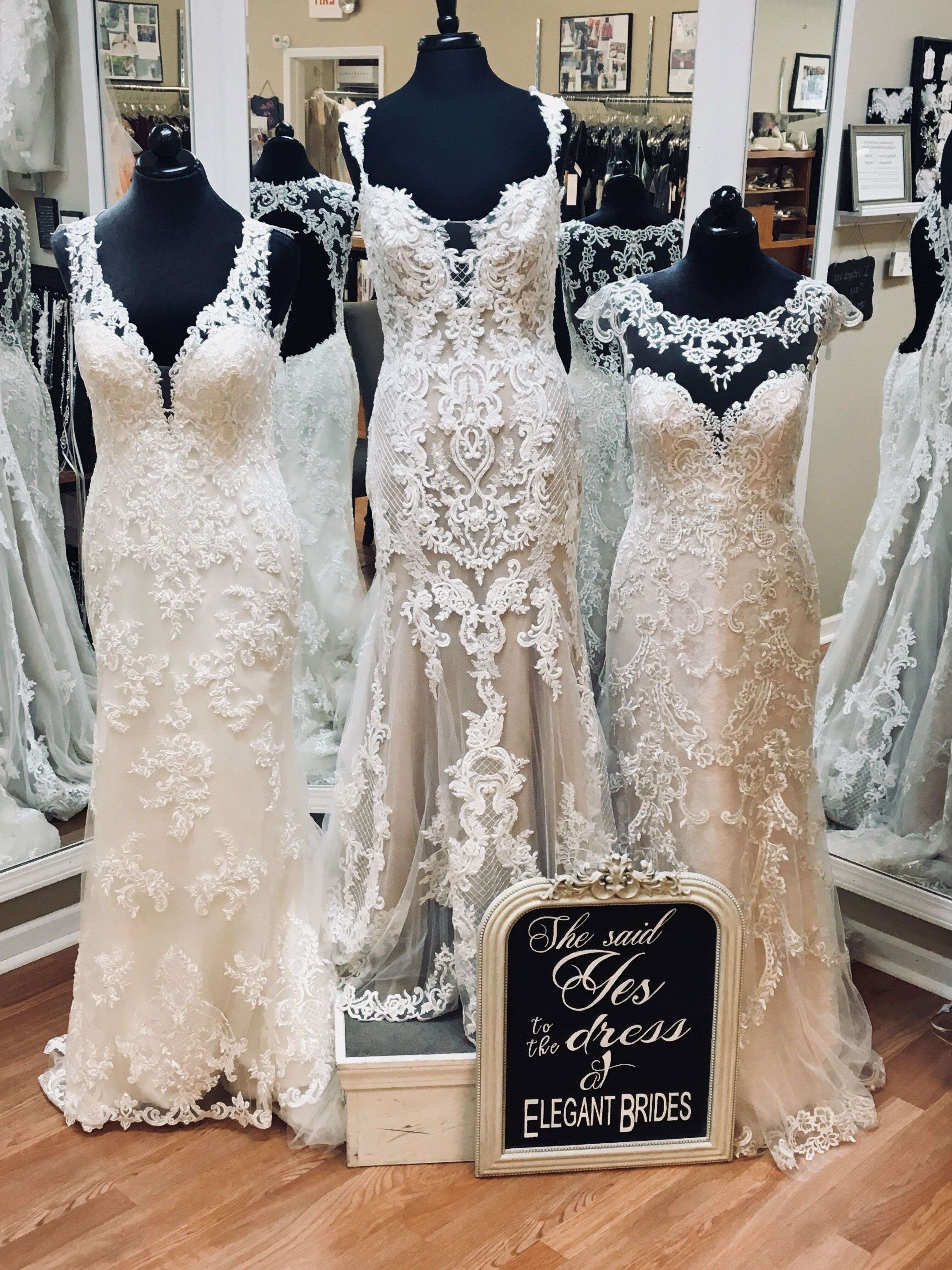 Elegant Brides   Bridal Salons   The Knot