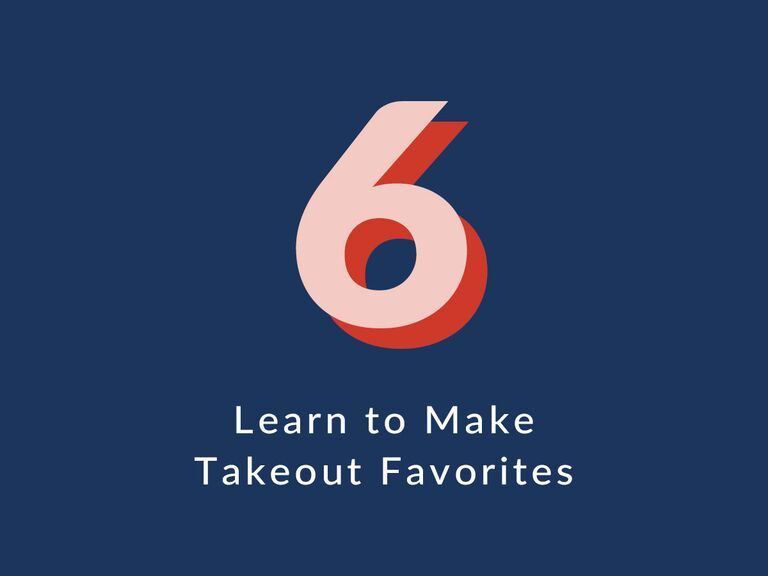 learn to make takeout favorites