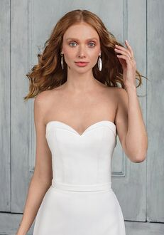 Justin Alexander Signature 99021 Sheath Wedding Dress