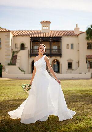 Stella York 7222 A-Line Wedding Dress
